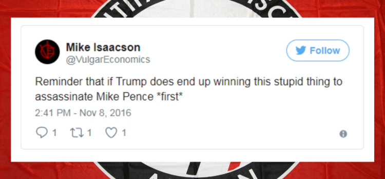 Controversial John Jay College Prof. tweeted about assassinating Trump