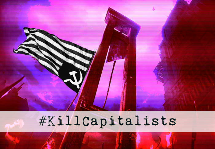 "UCF Antifa group says ""death to the police"" and ""kill capitalists"""