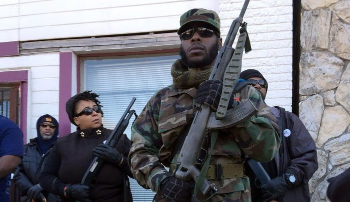 Far-left militia leader, Rakem Balogun, arrested by FBI