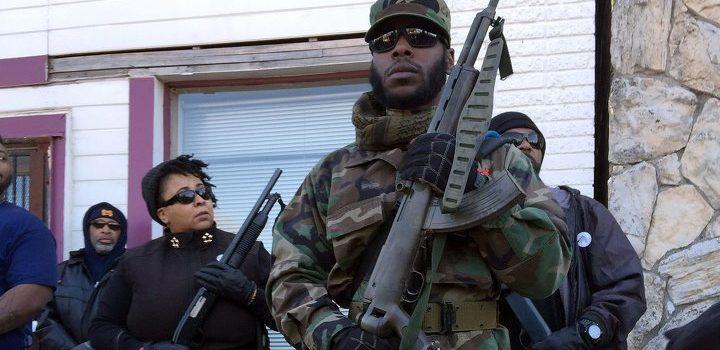 Far-left militia leader, Rakem Balogun, arrested by FBI