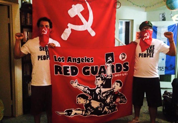 "Armed communist group calls for ""revolutionary martyrdom"""