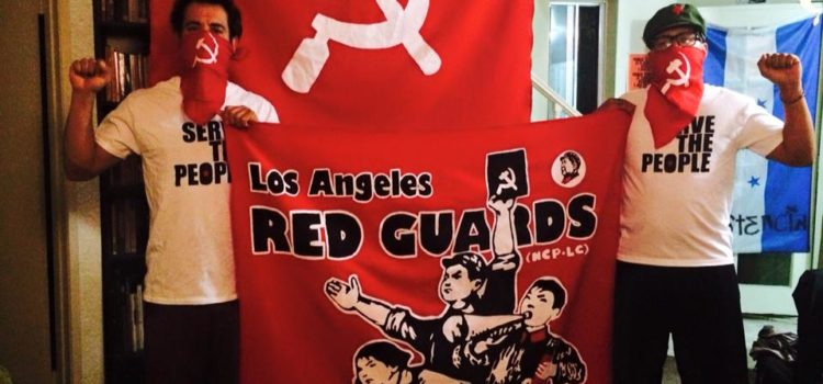 "Armed communist group calls for ""revolutionary martyrdom"""