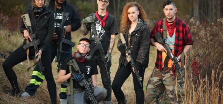 This UNC Professor is part of a far-left militia group