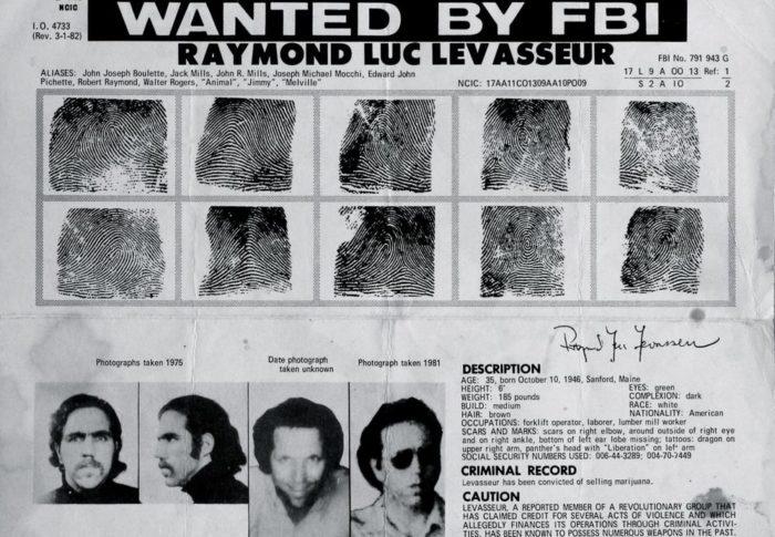 Antifa site praises the work of convicted terrorist bomber