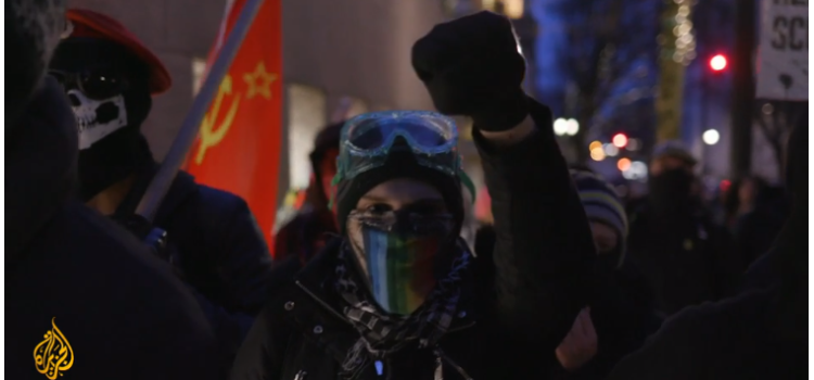 Qatari state run media produces pro-Antifa documentary