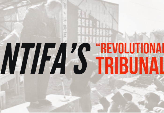 """Armed antifa group to hold """"Revolutionary Tribunal"""" for Professor accused of sexual assault"""