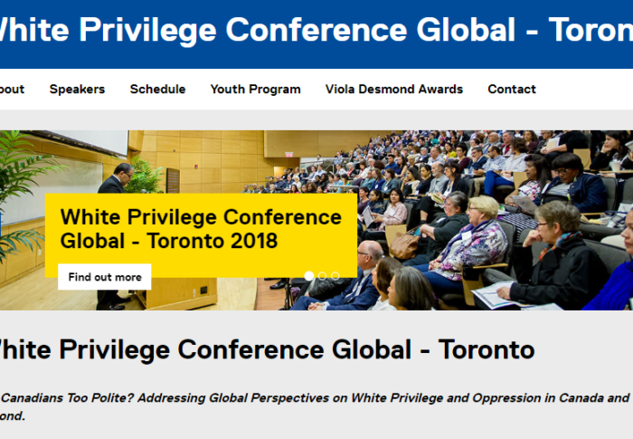 """White Privilege Conference features Professor who said free speech is """"white supremacy"""""""