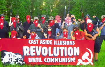 """Antifa calls for the formation of a """"Red Army"""" to """"annihilate"""" their enemies"""