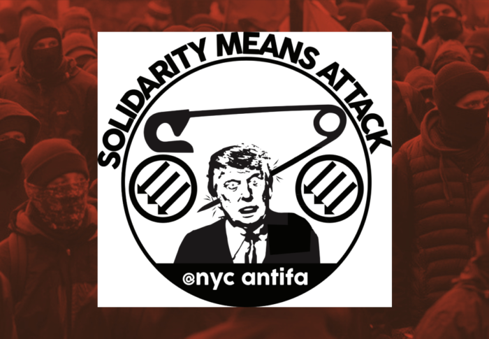 Antifa is using Twitter and Facebook to advocate for the assassination of Trump