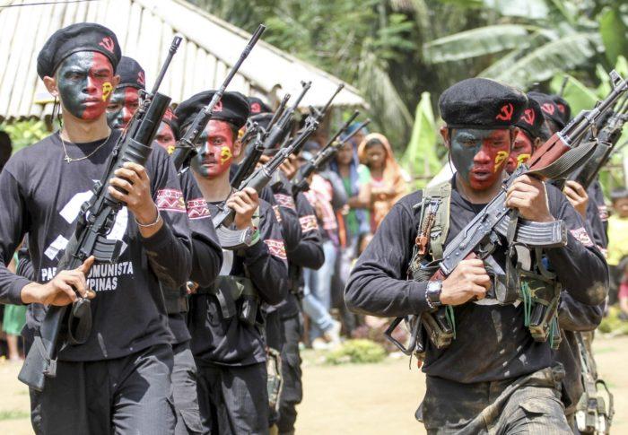 Antifa is recruiting for a designated terrorist organization