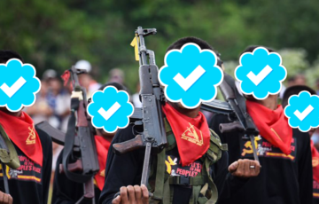 Twitter reactivates account for designated Foreign Terrorist Organization
