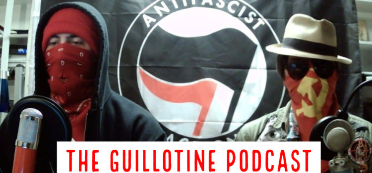 "Image result for Antifa podcast host discusses ""easily concealable"" guns and ""assassination"""